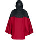 VAUDE Covero II Poncho Unisex indian red